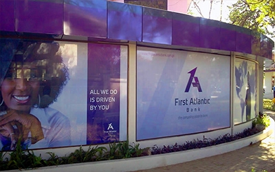 First Atlantic Bank Branding
